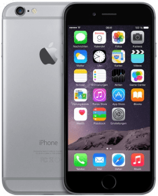 Apple iPhone 6 16GB NB mit Vodafone Smart XL - 1500MB Vertrag