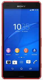 Sony Xperia Z3 Compact NB mit Vodafone Smart M Vertrag