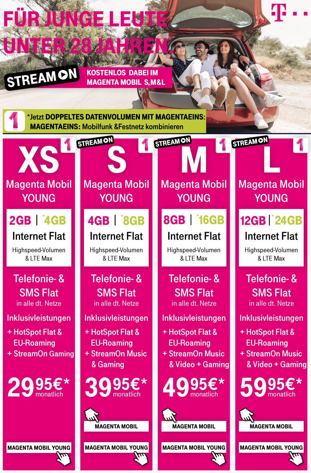 Telekom Magenta Young