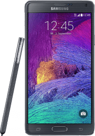 Samsung Galaxy Note 4 NB mit Vodafone Smart L H5 Vertrag