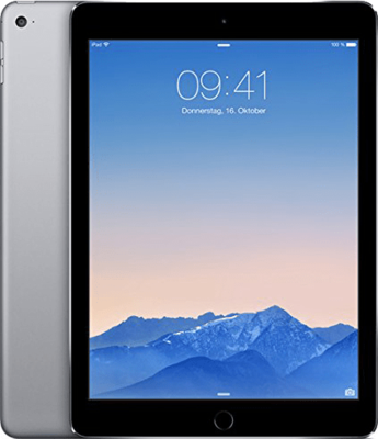 Apple iPad Air 2 Wi-Fi + Cellular 128GB Spacegrau