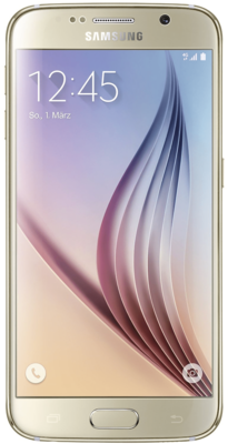 Samsung SM-G920F Galaxy S6 128GB gold