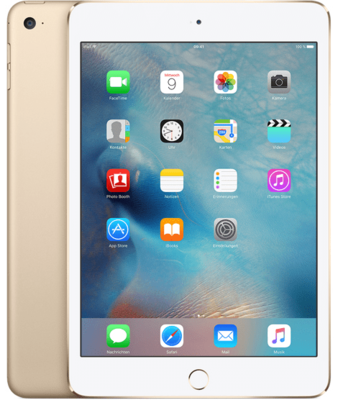Apple iPad mini 4 Wi-Fi + Cellular 16GB gold