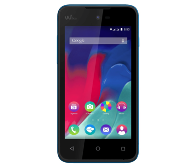 Wiko Sunset 2 blau