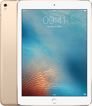 "Apple iPad Pro 9,7"" Wi-Fi + Cellular 128GB gold"
