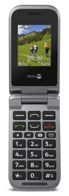 Doro Phone Easy 609 silber