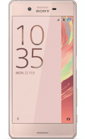 Sony Xperia X Performance rose-gold