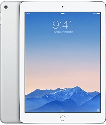 Apple iPad Air 2 Wi-Fi + Cellular 32GB Silber