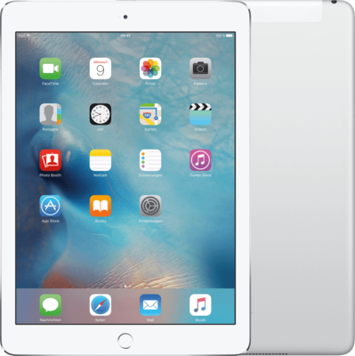 Apple iPad Air 2 Wi-Fi + Cellular 128GB Silber