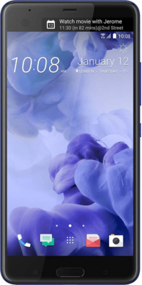 HTC U Ultra 64GB blau