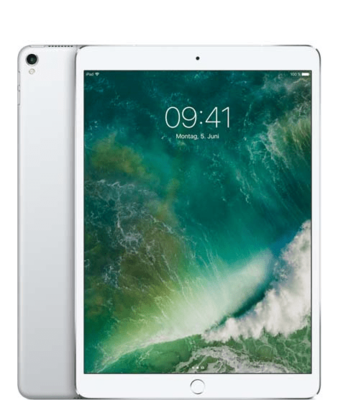 "Apple iPad Pro 10,5"" Wi-Fi + Cellular 64GB 2017 silber"