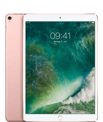 "Apple iPad Pro 10,5"" Wi-Fi + Cellular 512GB 2017 rosegold"