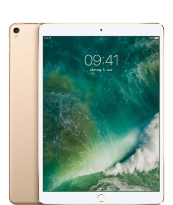 "Apple iPad Pro 12,9"" Wi-Fi + Cellular 512GB 2017 gold"
