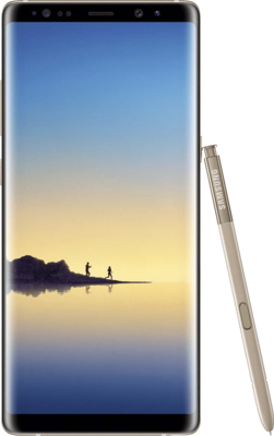Samsung Galaxy N950F Note 8 gold