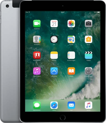 Apple iPad Wi-Fi 32GB spacegrau
