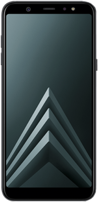 Samsung Galaxy A6 Plus (2018) schwarz