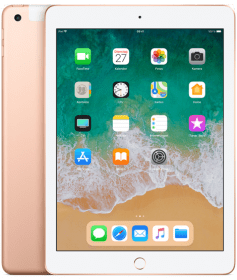 Apple iPad Wi-Fi + Cellular 128GB (2018)