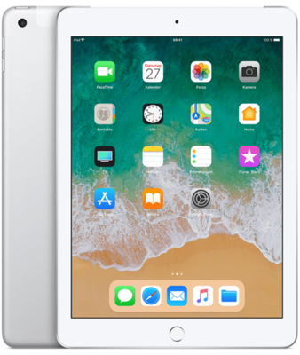 "iPad 9,7"" Wi-Fi + Cellular 32GB (2018)"