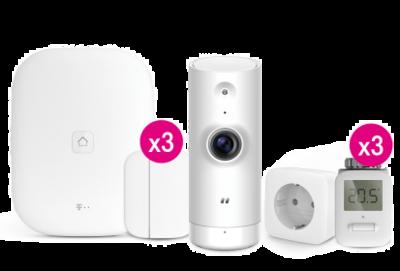 Telekom Smart Home Heizungspaket