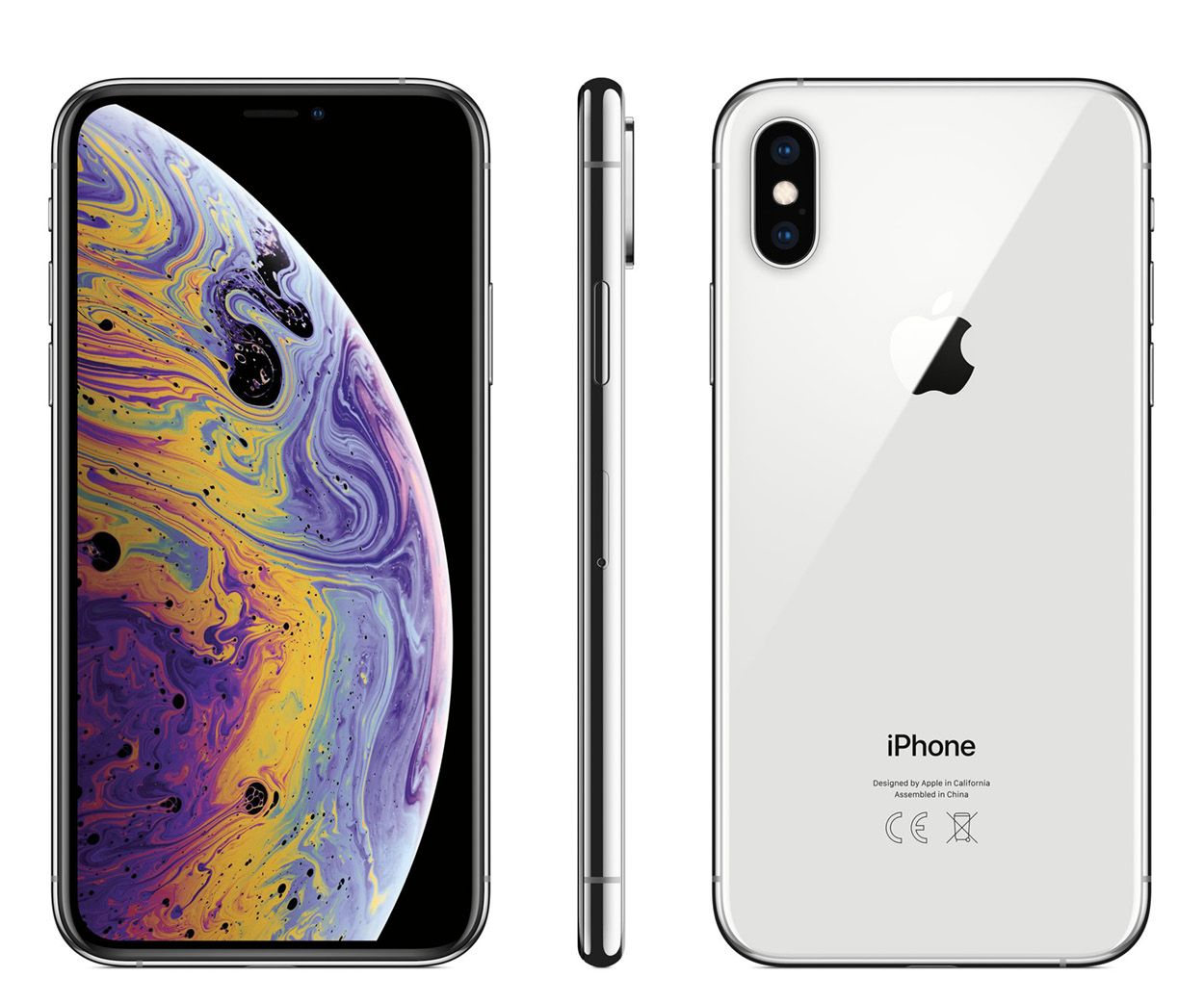 apple iphone xs 64gb handy smartphone mit vertrag. Black Bedroom Furniture Sets. Home Design Ideas