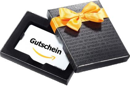Amazon 10 EUR Gutschein *1