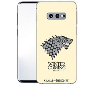 Finoo Handyhülle für das Samsung Galaxy S10e /Haus Stark-Der Winter naht