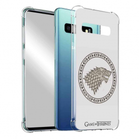 Finoo Handyhülle für das Samsung Galaxy S10e / Starks Kriegsbanner