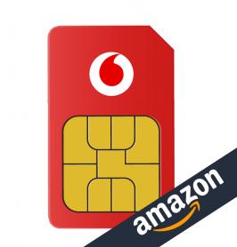Vodafone SIM only Amazon