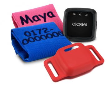 Vodafone V-Pet movetrack + Tasche