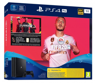 Sony PS4 Pro Fifa 20 Bundle