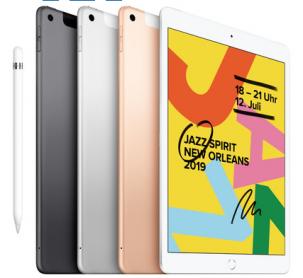 "Apple iPad 10,2"" WiFi + 4G 32GB"