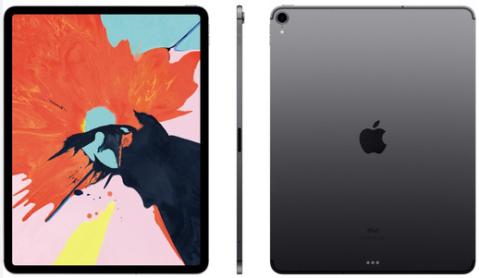 "Apple iPad Pro 12,9"" WiFi 512GB"