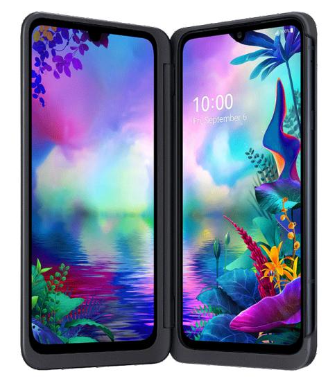 LG G8X ThinQ Dual Screen mit Allnet-Flat Max LTE