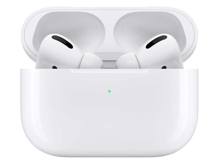 Apple Airpods Pro inkl. Wireless Ladecase weiss mit Allnet-Flat Classic LTE