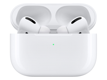 Apple Airpods Pro inkl. Wireless Ladecase weiss