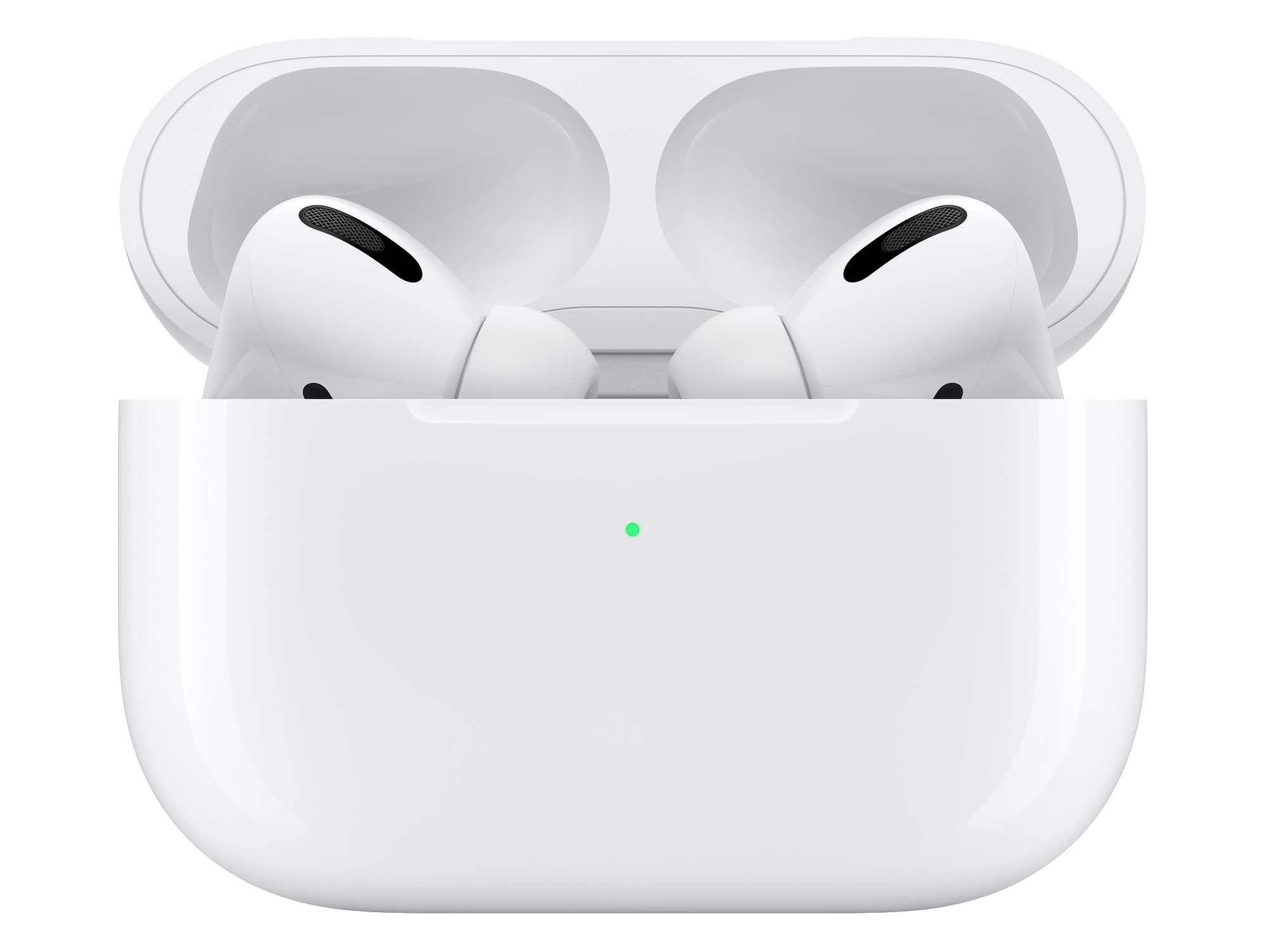 Airpods Pro inkl. Wireless Ladecase weiss